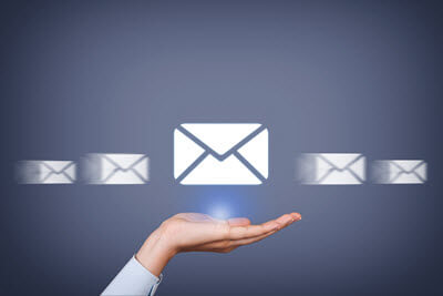 business mail forwarding service